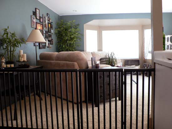 How To Make Your Own Custom Length Baby Gate