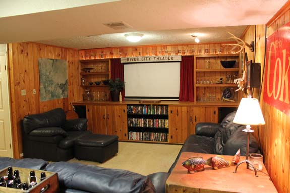 The Den Aka Man Cave